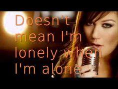 Jeg laver ikke akkorder, Kelly Clarkson