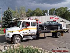 We know which Roaring Fork Valley area tow truck service comes quickly and will treat you and your vehicle with care and respect.