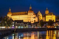 Neuburg an der Donau in Bayern