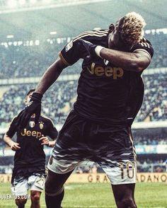 Tak cieszył się z goli Paul Pogba kiedy grał w Juventusie Turyn • Cieszynka Paula Pogby w czasach gry dla Juve • Wejdź i zobacz >>