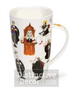 Dunoon Henley Legal Eagles Mug (20 oz)