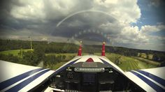 Incredible footage of Red Bull Air Racing at Ascot in England, UK. #extreme #flying