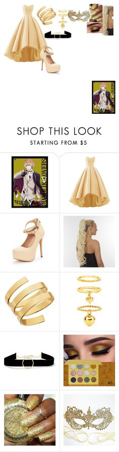 """""""masquerade ball Shuu"""" by getjinxed205 on Polyvore featuring Lana, Anissa Kermiche and Masquerade"""