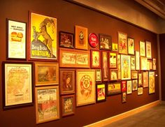 museum wall displays - Google Search