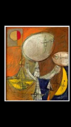 """Corneille - """"Port de pêche"""", 1949 - Huile sur toile - 69,5 x 60,5 cm"""
