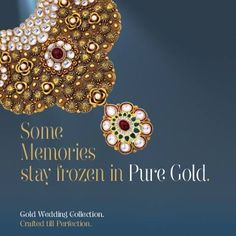 Gold Wedding Collection - Crafted till Perfection..... Visit our Showroom to see the complete Collection of Exquisite Gold Bridal Collection !!!!! Locate your nearest showroom here: http://storelocator.ril.com/jewels/  #Reliance #RelianceJewels #Jewels #Jewellery #BeTheMoment #Moments #Life  #LifeIsNow #February2016