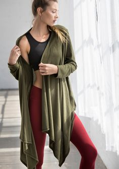 Move effortlessly from the studio to the street in our ultra soft brushed Chi Wrap. *This is a final-sale item and is non-refundable.Learn more. Gentle or han Patterned Leggings, Blue Leggings, Cute Things For Girls, Tie Shorts, Gift List, Hot Pants, Crop Tank, Bra Tops, Workout Wear