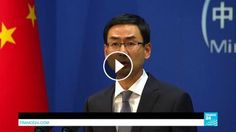 """China-Trump row: """"we urge the new US leader to fully recognize sensitivity of Taiwan issue"""": Subscribe to France 24 now : FRANCE 24 live…"""