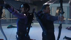 Avengers, Hawkeye, Kate Bishop, Im Excited, Clint Barton, Hailee Steinfeld, Marvel Entertainment, Jeremy Renner, Official Trailer