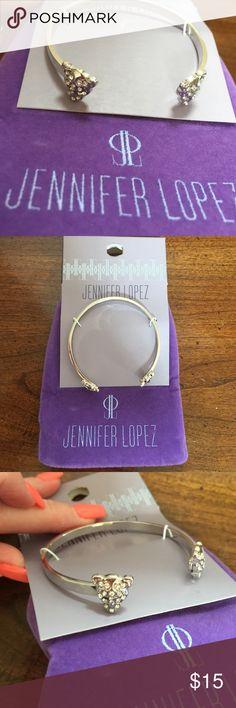 Selling this NWT JENNIFER LOPEZ SILVER TONE PANTHER BRACELET! in my Poshmark closet! My username is: jgiannone109. #shopmycloset #poshmark #fashion #shopping #style #forsale #Jennifer Lopez #Jewelry