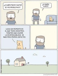 Culpar de mis problemas. #humor #risa #graciosas #chistosas #divertidas