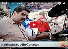 Reacción de Maduro al enterarse que no venían los billetes nuevos  http://www.facebook.com/pages/p/584631925064466