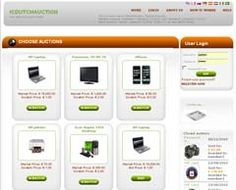 !!! -68% !!! marzo 02 - 08, 2014 Dutch Auction Software , clock auction Script