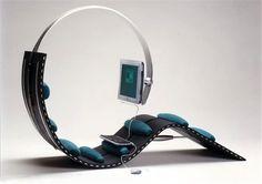 Cool Computer Chair Design Unique Curved Design Ideas
