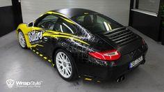 Porsche 911 Bitter 01 wrapstyle car wrap foil | by WrapStyle