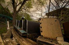 Beautifully Creepy Photos Show What Happens When You Abandon An Amusement Park | Co.Exist | ideas + impact