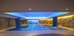 Idroterapia in SPA | Piscina idromassaggiante a Cagliari (Hotel, Sardegna)