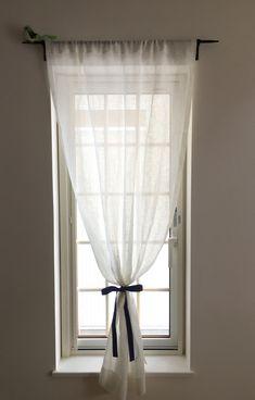リネンカーテン Linen Curtain @LINNET