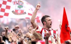 Southampton manager Nigel Adkins is lost for words as his side are promoted to the Premier League - Telegraph