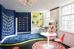 25 Creative and Unique Playroom Ideas for Your Kids