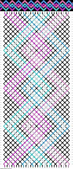 28 strings, 9 colors, 64 rows