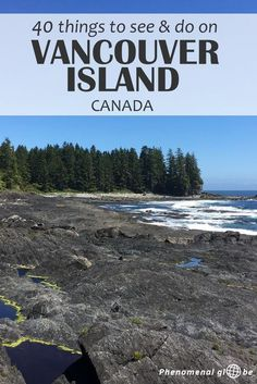 The best things to see and do on Vancouver Island: visit Victoria, explore Tofino & hike one of the many trails on this beautiful island in British Columbia! In this post you'll find: All the Vancouver Island must-sees and highlights. Where to eat o Canadian Travel, Canadian Rockies, Vancouver Island, Whistler, Tonga, Quebec, Montreal, Canada Winter, Canada Vancouver