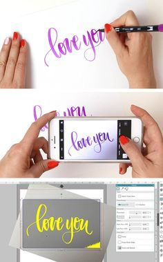 How to Use Any Image with your Silhouette: Silhouette File Types and How to Use Them - Persia Lou how to turn hand writing or a drawing into a cut file silhouette! Step by step tutorial plus video. Silhouette Cameo Tutorials, Silhouette Projects, Silouette Cameo Projects, Plotter Silhouette Cameo, Silhouette Cutter, Silhouette Vinyl, Silhouette Machine, Silhouette Files, Silhouette Design