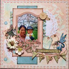 Once Upon a Springtime - Shizuka Hirano