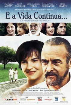 """Dicas de Filmes pela Scheila: Filme: """"E a Vida Continua..."""""""