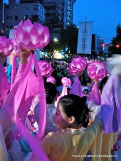 Seoul Lotus Lantern Festival - Discovering Korea Travel and Culture Blog