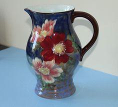 ROYAL DOULTON  Large jug  8.5inches pattern D6227 c1952
