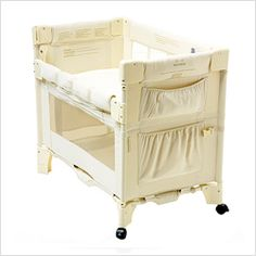 arms_reach_co-sleeper. Great review! http://thewisebaby.com/arms-reach-mini-co-sleeper-review/#
