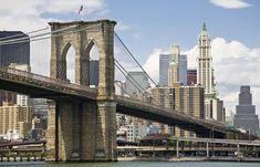 Brooklynský (na snímku) i Manhattanský most vydávají ve dne v noci pekelný rachot. Místní obyvatele to vzrušuje.   na serveru Lidovky.cz   a...