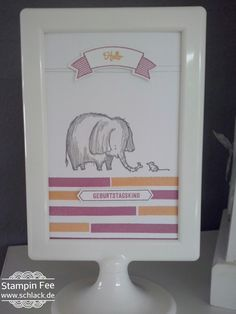 stapin new catalog 2016  stamp set love you lots elephant mouse Elefant Maus new incolor s