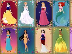 Take this quiz to find out which Disney princess you are.