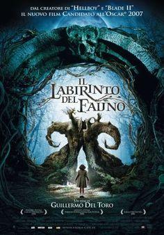 El laberinto del fauno - Directed by: Guillermo del Toro - Country: Mexico, Spain, USA - Release date: 2006