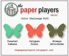 Des Idées Plein Les Poches...: 1ère participation au challenge de chez The Paper ...