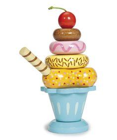 Ice Cream Sundae Toy Set