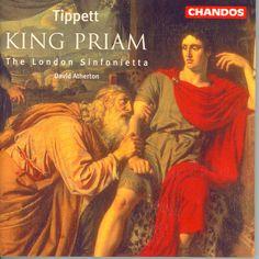 London Sinfonietta - Tippett:King Priam, Red
