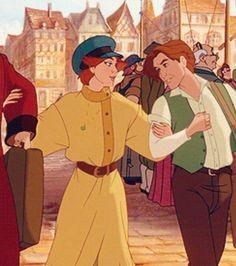 Not actually Disney, but... still... Annastasia. Loved this movie!