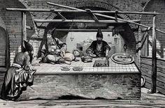 File:Kitchen Bazaar by Eugène Flandin.jpg