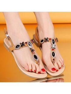 flat sandal Flat Sandals from fashionmia.com