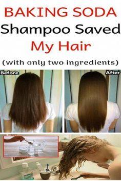 Baking Soda Shampoo: It's going to Make Your Hair Grow Like It isBaking Soda Shampoo: It will Make Your Hair Develop Like It's Magic! Baking Soda Dry Shampoo, Baking Soda For Skin, Baking Soda For Dandruff, Baking Soda And Honey, Baking Soda Vinegar, Baking Soda Water, Baking Soda Uses, Cider Vinegar, Honey Shampoo