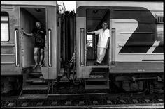 Chef on wheels Trans Siberian Railways, Moscow-Khabarovsk, Russia, July 2014