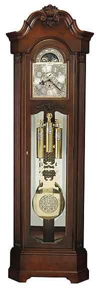 Howard Miller Celine 611-252 Corner Grandfather Clock