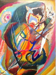 Fantastic <3 Kandinsky