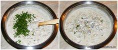 Ciulama de ciuperci Kitchen, Food, Cooking, Kitchens, Essen, Meals, Cuisine, Yemek, Cucina