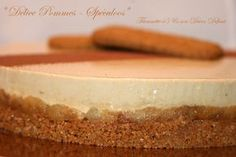 Délice Pommes - Spéculoos (thermomix)