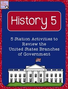 History 5 {Branches of Government}