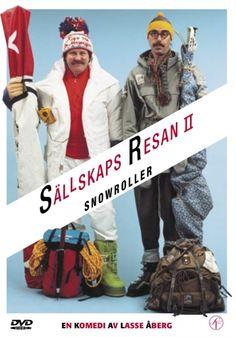 Sällskapsresan 2 - Swedish DVD. 49 kr Discshop.se. Subtitled. Svensk film från 1985 av Peter Hald och Lasse Åberg med Lasse Åberg och Jon Skolmen.